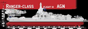 Ranger-class Flight III - AGN