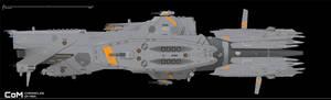 Lucid-class Frigate Redux