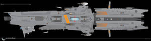 Lodestar-class Destroyer Redux