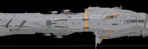 Kozane-do class Heavy Cruiser Redo