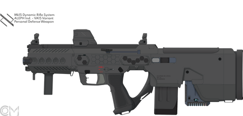 Mk15 Personal Defense Weapon