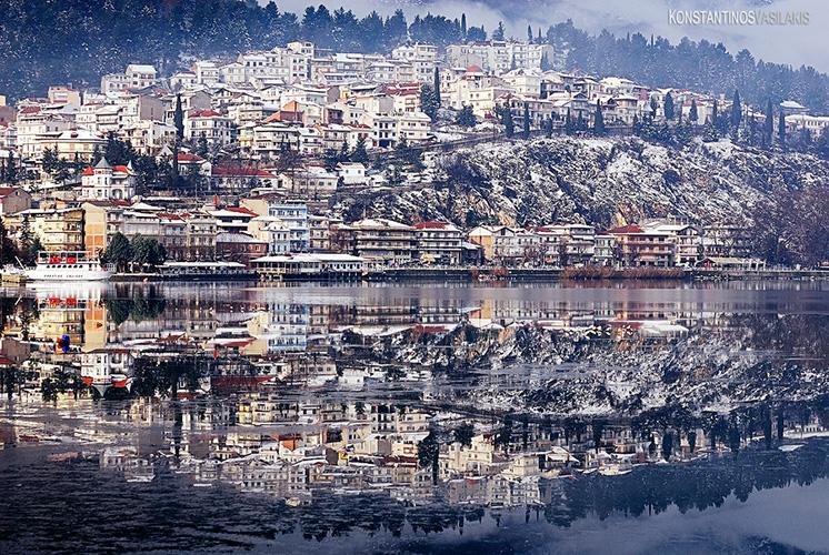 Twin city by KirlianCamera