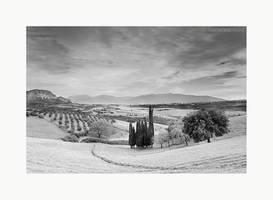 Tuscany? by KirlianCamera