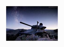 Shooting Stars by KirlianCamera