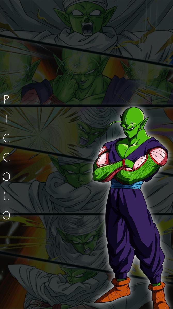 Piccolo Wallpaper By KingGoku23
