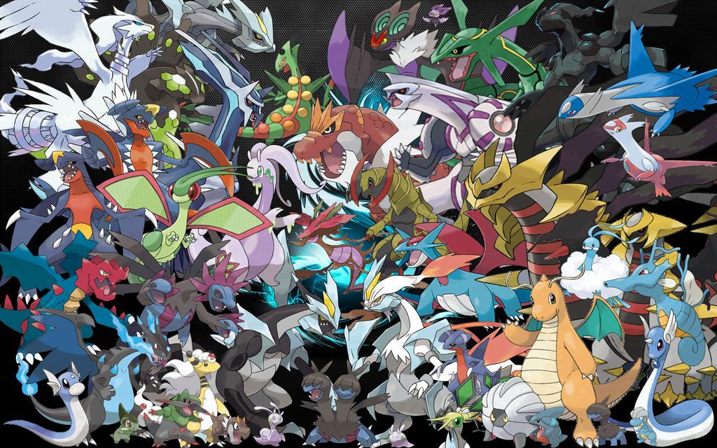 Dragon Pokemon Images | Pokemon Images