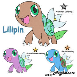 Novis Starter (Water) Lilipin! by tesagk