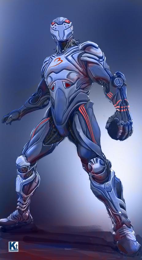 Cyborg by MedoK81
