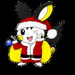 Christmas Emolga