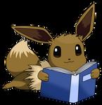 Reading Eevee