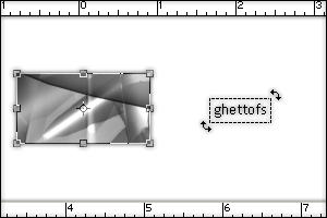 Ghetto ID Photoshop by ghettofs