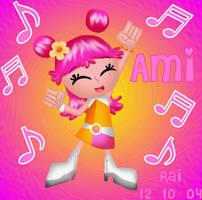 Ami Rock by raichu288