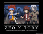 Zeo and Toby