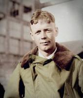 Charles Lindbergh by KraljAleksandar