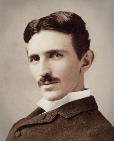 Nikola Tesla by KraljAleksandar