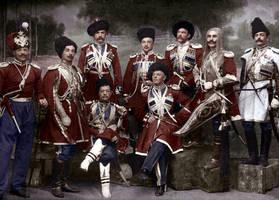 Cossacks by KraljAleksandar