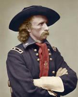 George Armstrong Custer by KraljAleksandar