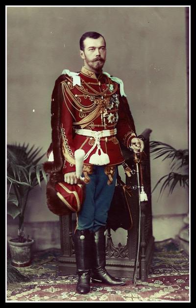 Tsar Nicholas II by KraljAleksandar