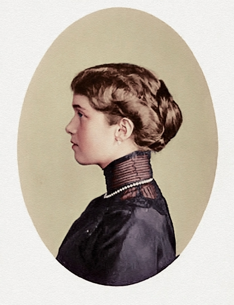Grand Duchess Olga Nikolaevna of Russia by KraljAleksandar