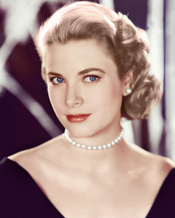 Image result for grace kelly color