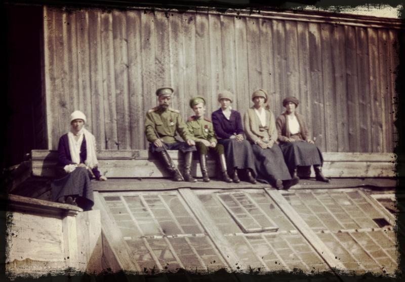 Tobolsk 1917 by KraljAleksandar