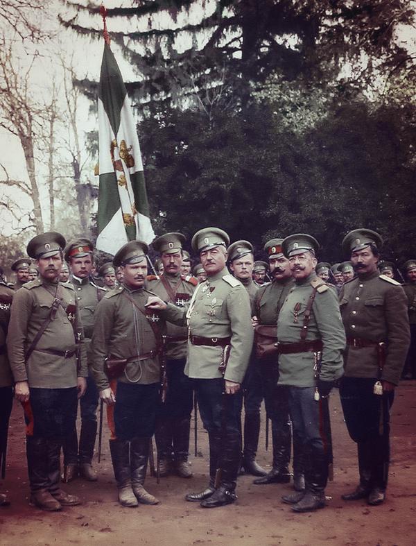 Rewarding the soldiers by KraljAleksandar