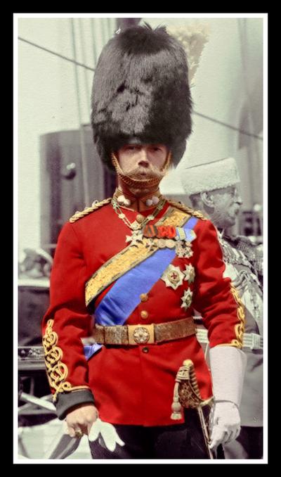 Colonel-in-Chief by KraljAleksandar