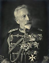 Portrait of Wilhelm II in Doorn