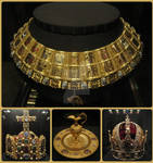 The Imperial Treasury at the Hofburg Palace