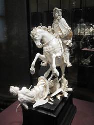 Museum of Art History, Vienna, Ivory Sculpture