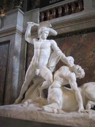 Canova - Theseus defeats the centaur