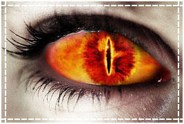 LotR: the Eye by ixamxbecoming