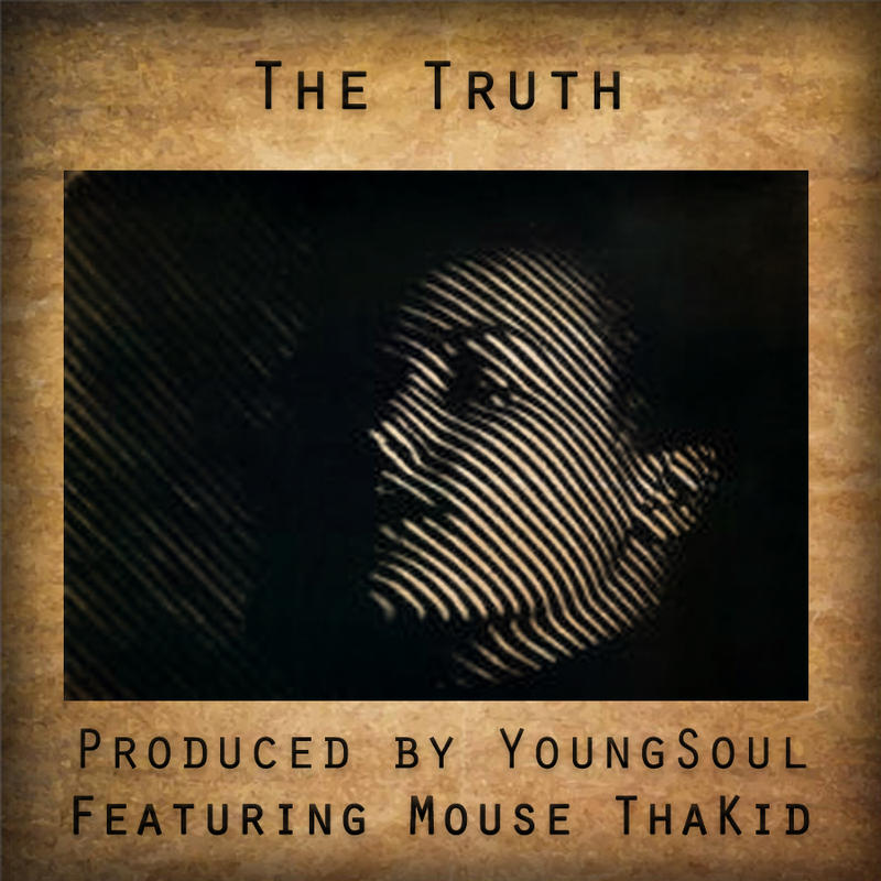 The Truth Hip-Hop Cover Art by ZigDZanity