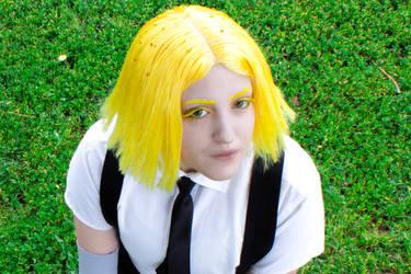 Yellow diamond 3