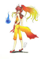 Benikaku Colored by Unoko412