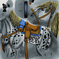 Horse SBR Slowdancer by Unoko412