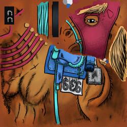 Horse SBR Valkyrie by Unoko412