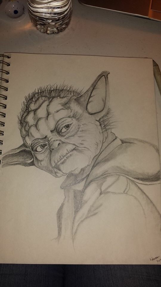 Yoda by willow1894