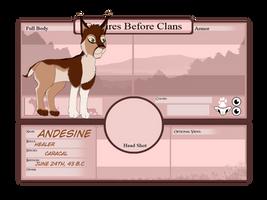 Spartsu Cub: Andesine by Whispering-Spirit