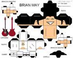 Brian May cubeecraft