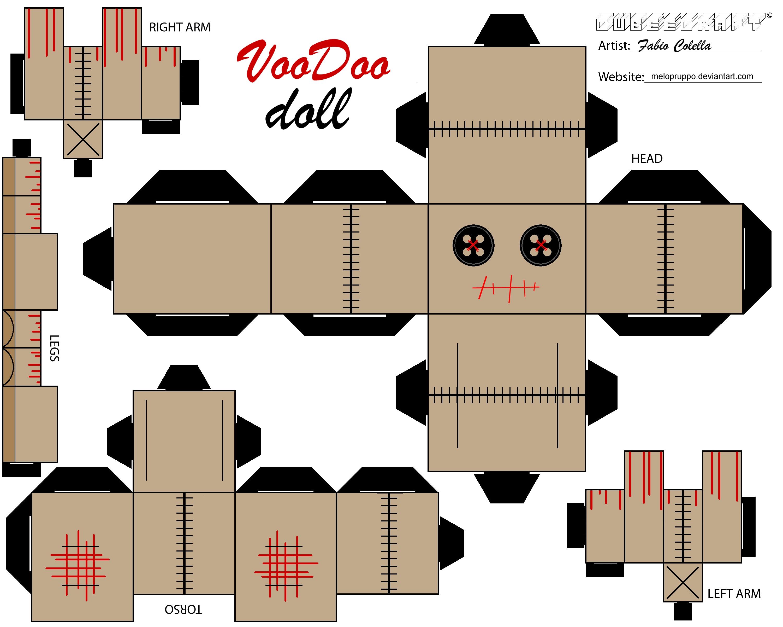 VooDoo doll by melopruppo on DeviantArt