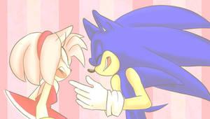 Cute Couple:. by Un-Genesis