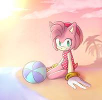 Amy beach by Un-Genesis