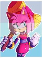 Amy Boom by Un-Genesis
