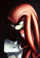 Knuckles by Un-Genesis