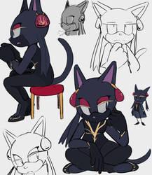 Lounen sketchh by Un-Genesis