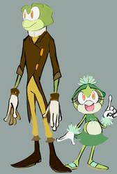 Frogs by Un-Genesis