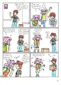 Anime x Sitcom #1 - Pag. 1