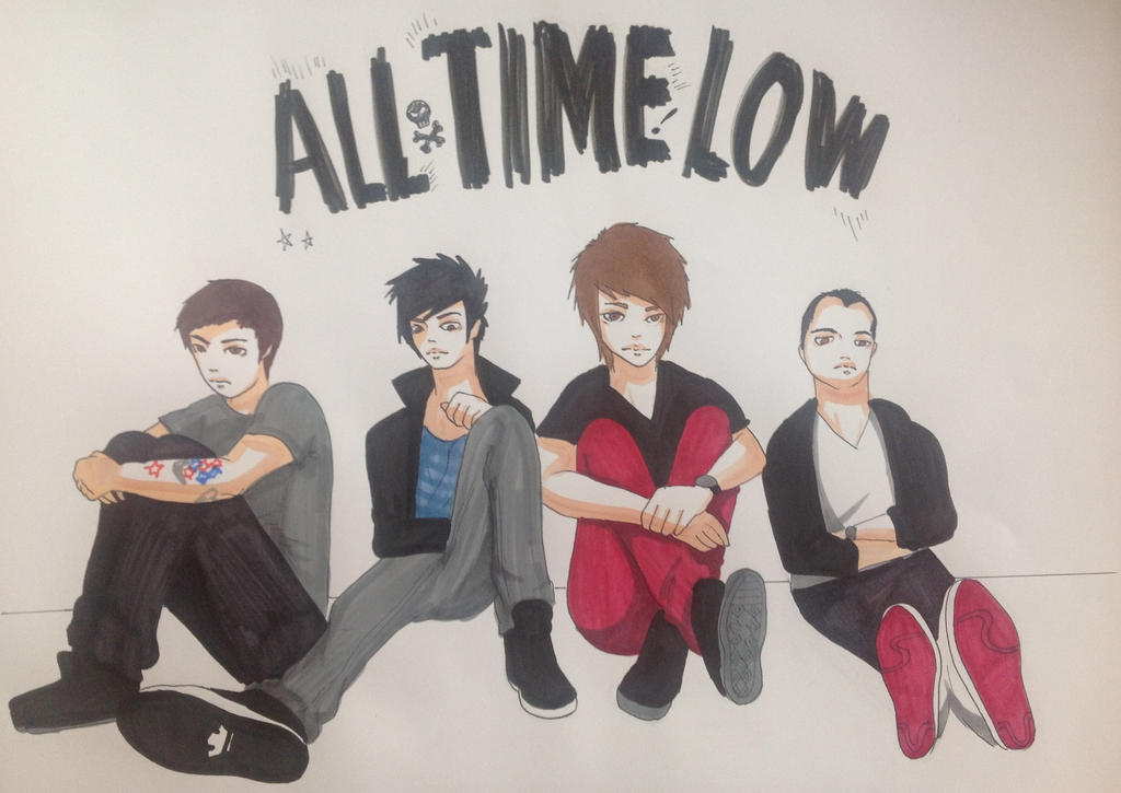 all time low fan Fan mail and autograph request can be sent to all time low,hopeless records, po box 7495, van nuys, ca 91409 fans can alsomessage all time low on their myspace.