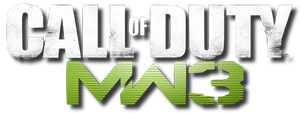 Call Of Duty MW3 TEXT